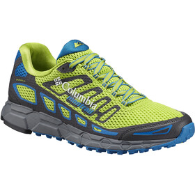 Columbia Bajada III Shoes Men Bright Green/Blue Magic